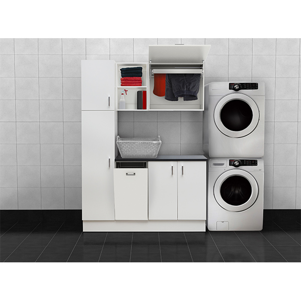 Laundry 39 preston 39 diy 9pc cartia australia for Prefab kitchens prestons